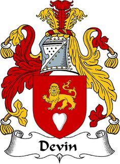 Gray family crest.