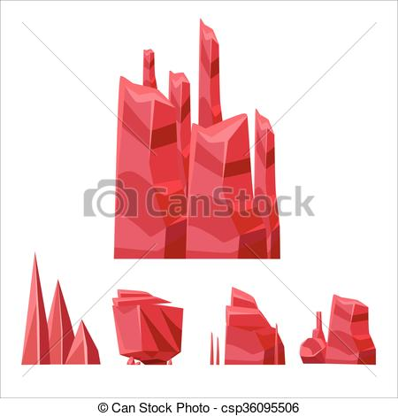 Red rock Clip Art and Stock Illustrations. 10,836 Red rock EPS.
