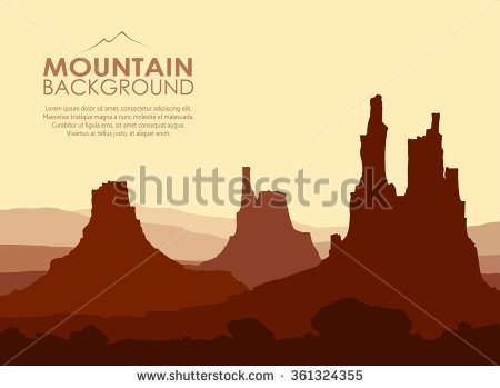 Red Rocks Colorado Stock Vectors & Vector Clip Art.