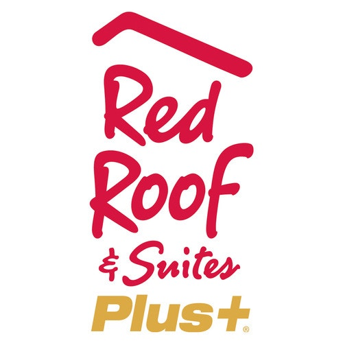 Red Roof Inn & Suites Plus Front Desk Lobby Sign, 36\