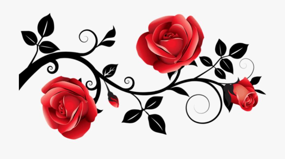 Rose Clipart Transparent Background.