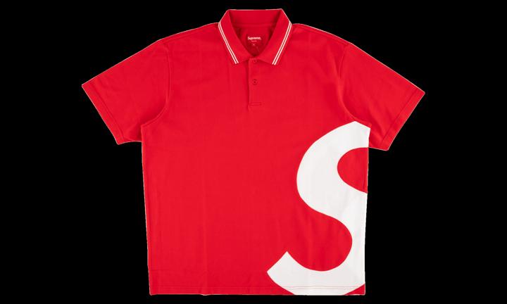 """S Logo Polo """"SS 19""""."""