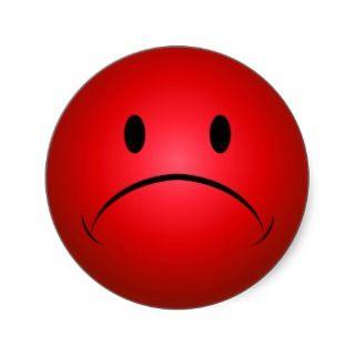 Best Sad Face Clip Art #1275.