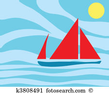 Red sails Clip Art EPS Images. 2,537 red sails clipart vector.