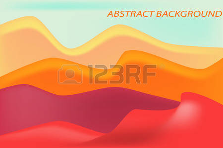 Red sand dune clipart #9