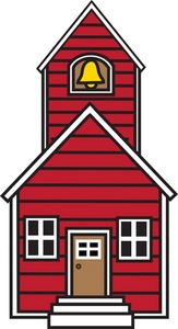Free Schoolhouse Clipart Image 0071.