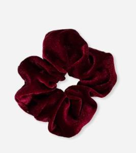 Red Red Wine Scrunchie.