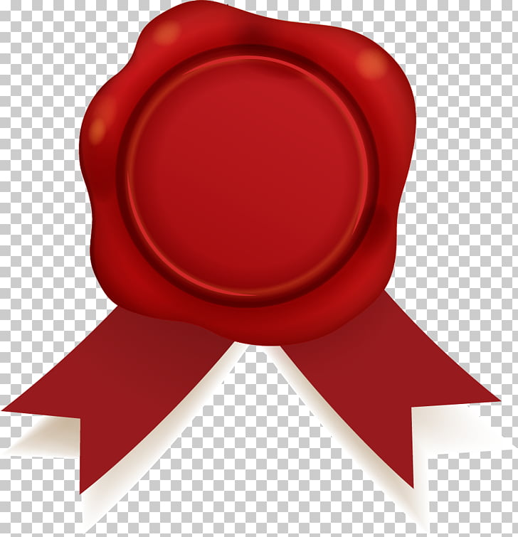 Paper Sealing wax, envelope,Wax seal,red PNG clipart.