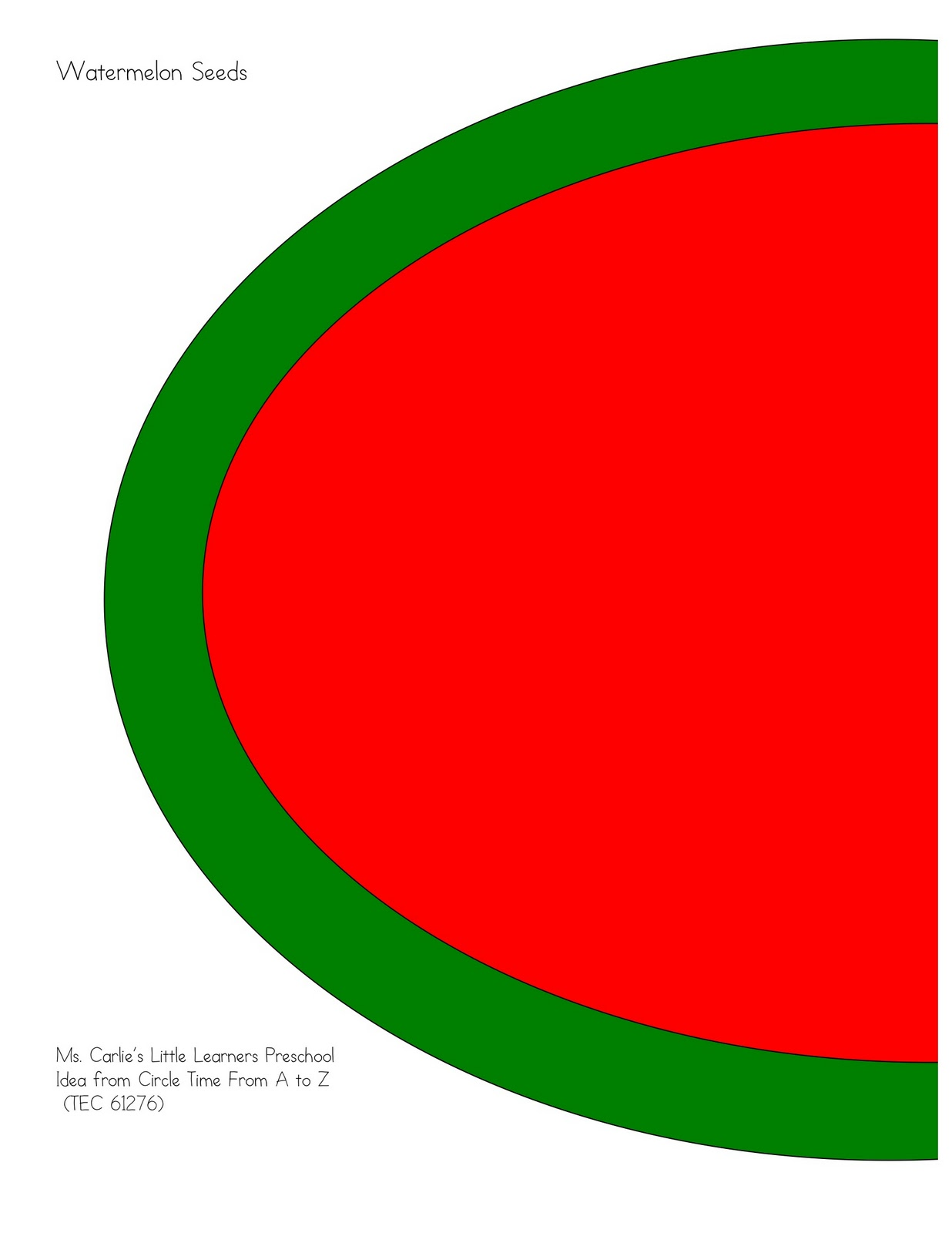 Clipart watermelon no seeds.