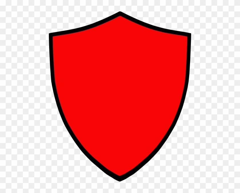 Red Shield Logo.