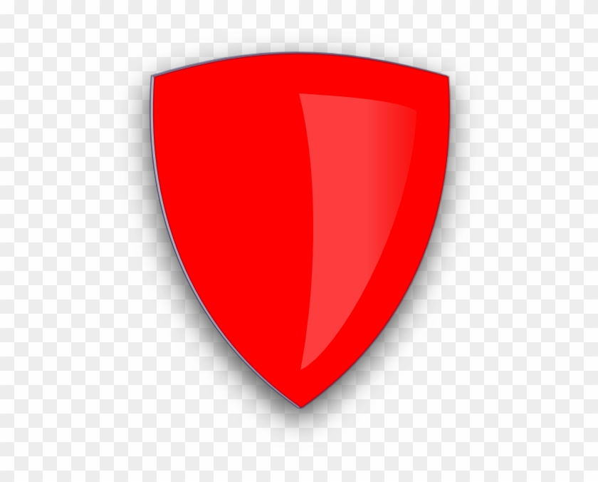 Red Shield Png.