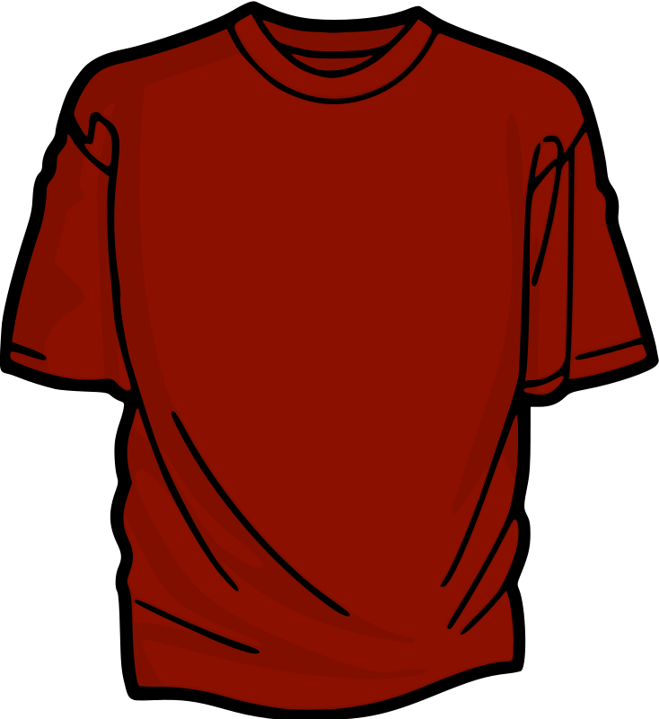 Free Clipart: Red T.