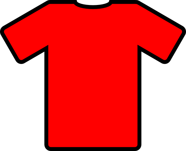 Red shirt clipart 2 » Clipart Station.