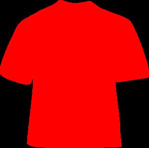 Red Shirt Clip Art at Clker.com.