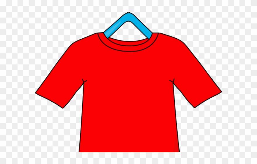 Shirt Clipart Red Shirt.