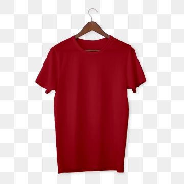 Red Shirt PNG Images.
