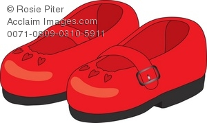 Red shoes clipart 3 » Clipart Station.