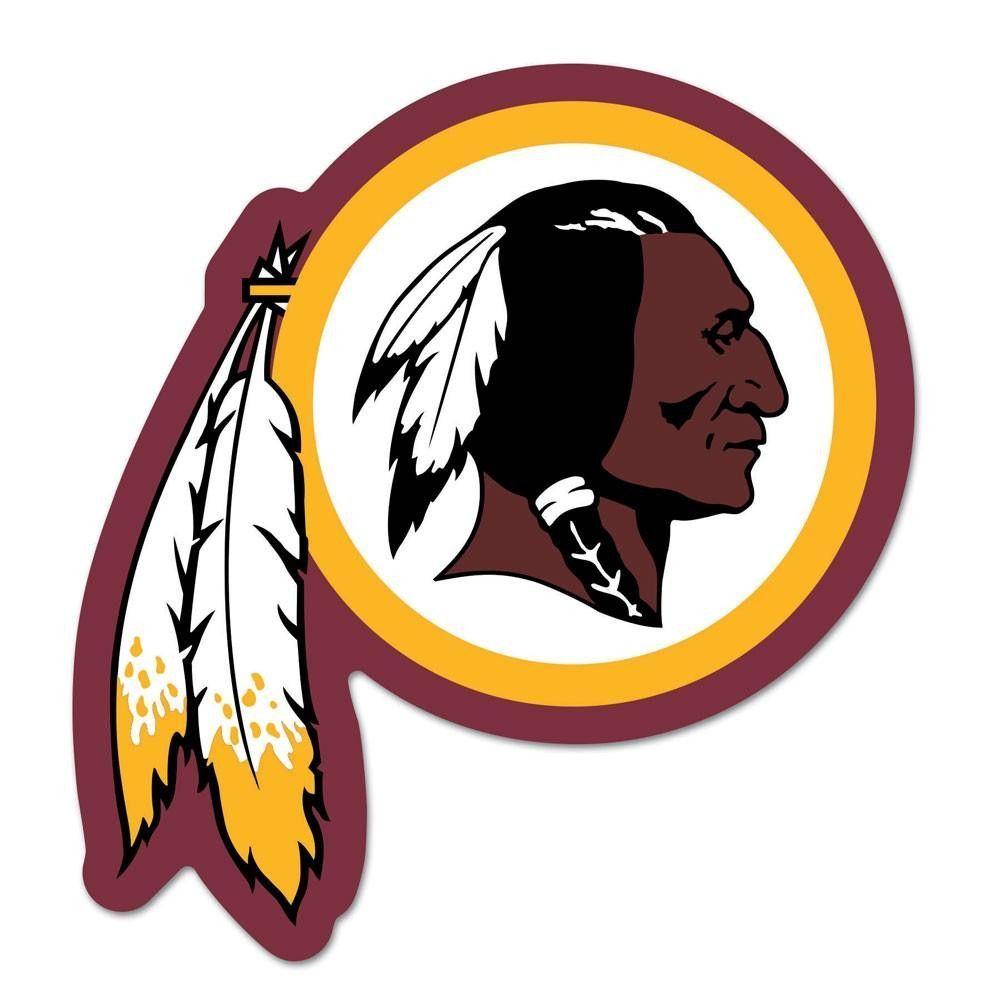 Washington Redskins NFL Automotive Grille Logo on the GOGO.