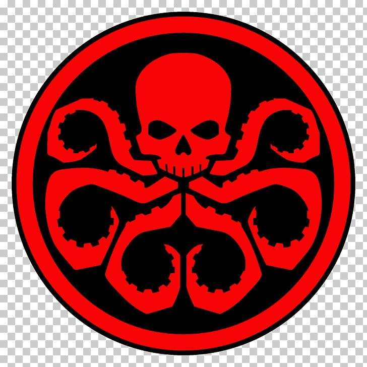 Captain America Red Skull Bob, Agent of Hydra Logo, applause.