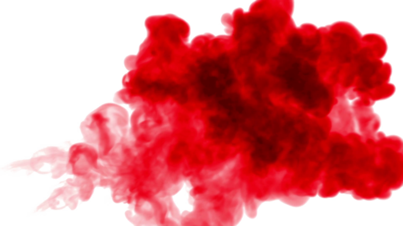 Download Free png Red Smoke Background PNG.