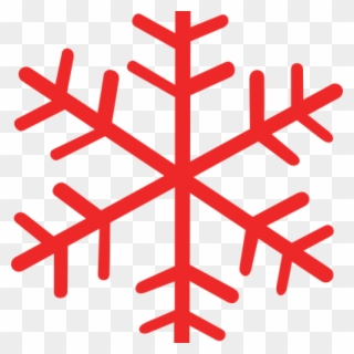 Red Snowflake Clipart 28 Collection Of Red Snowflake.