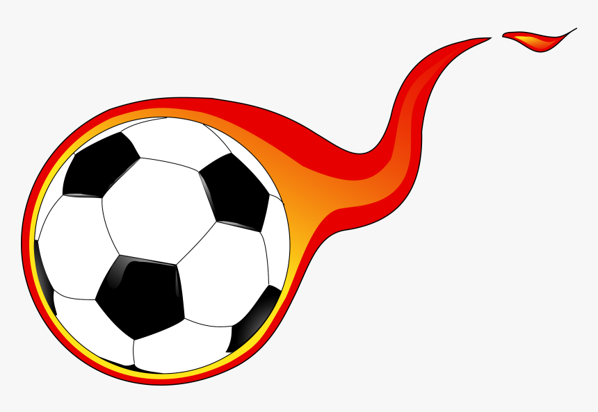 Clip Art Football Vector Stock Techflourish.
