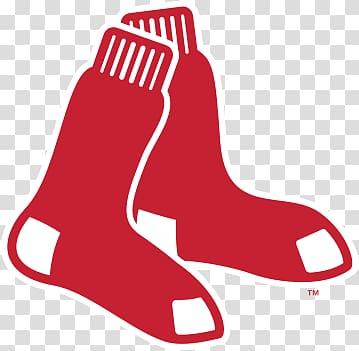 Boston Red Socks logo, Boston Red Sox Socks transparent.
