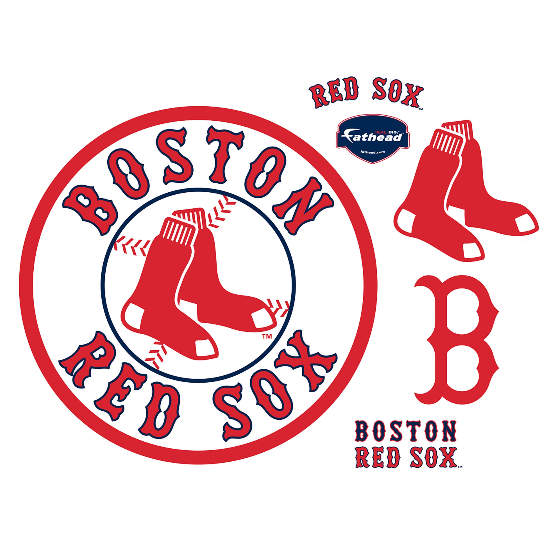 Boston Red Sox: Circle Logo.