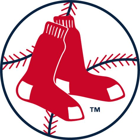 Boston Red Sox Primary Logo (1970).
