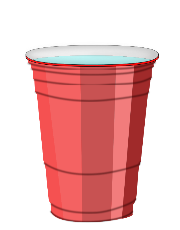 Cup clipart red solo cup, Cup red solo cup Transparent FREE.