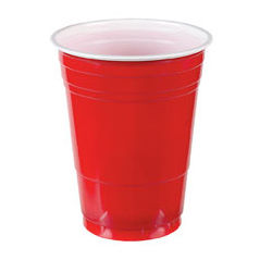 Red Plastic Cup Clipart.