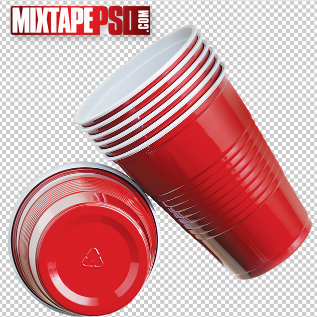 Red Solo Cups Template.