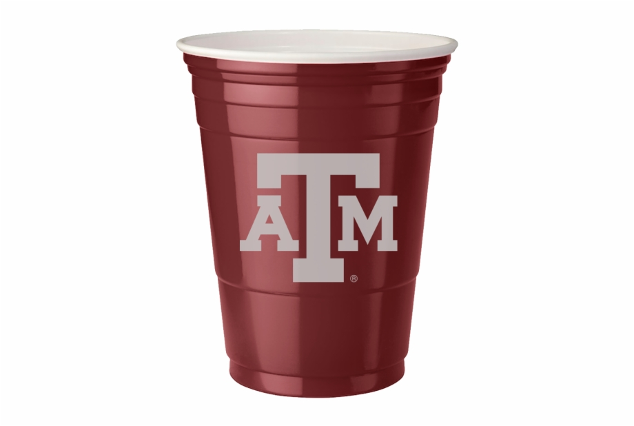 Texas A&m Solo Cups.