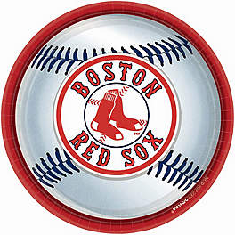 Boston Red Sox Baseball Logo.
