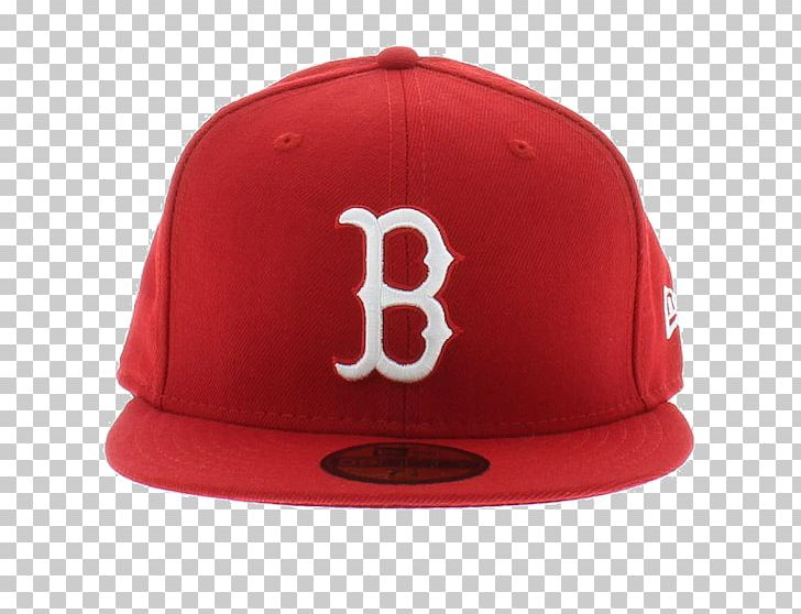 Baseball Cap Boston Red Sox MLB New Era Cap Company PNG.