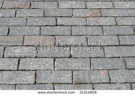 Cobblestone Pavement Red Square Moscow Russia Stock Photo 31314796.