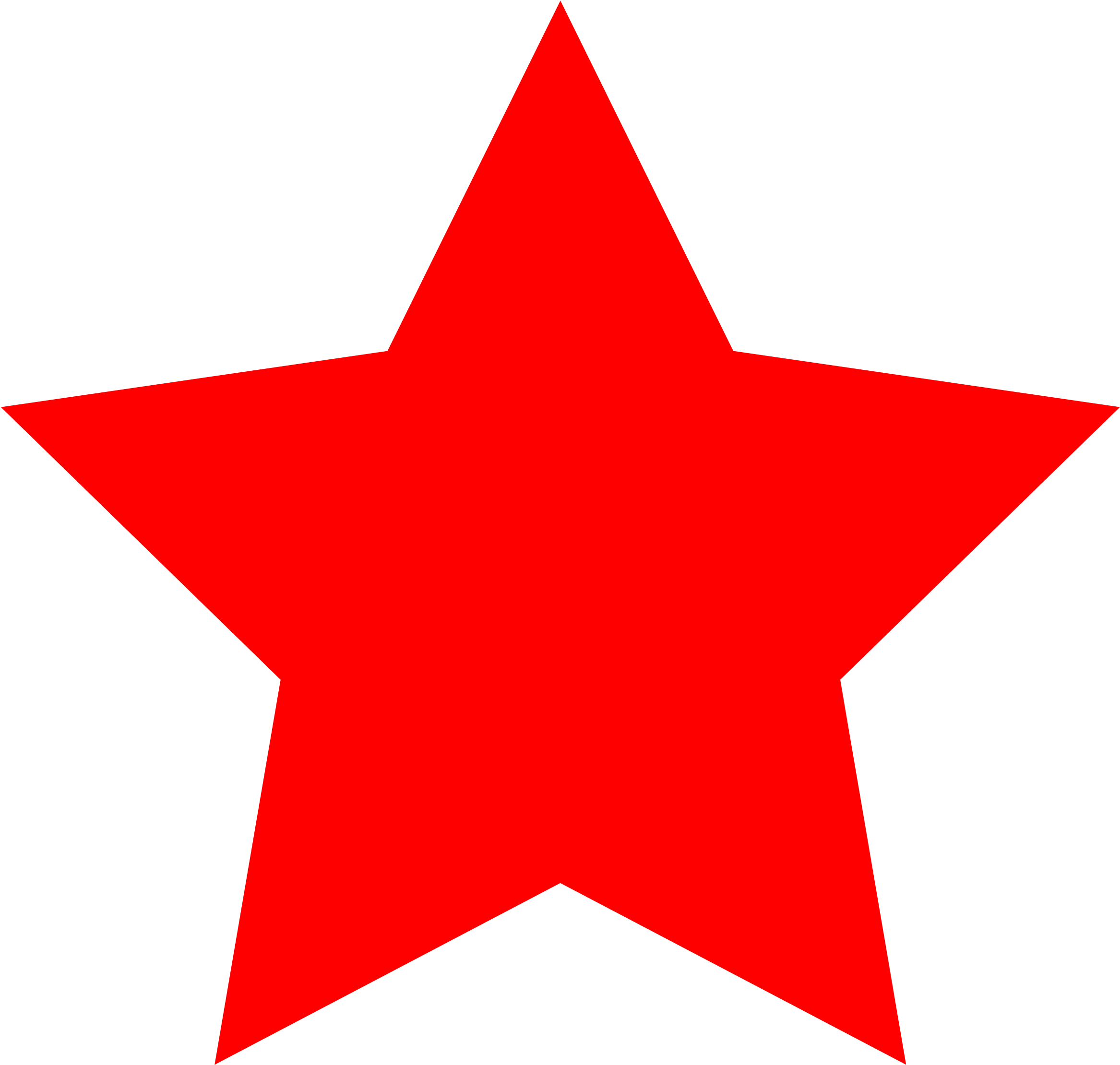 HD Jpg Free Library Red Star Clipart.