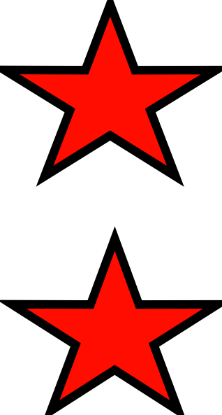 Red Star Clipart Free Download Clip Art.