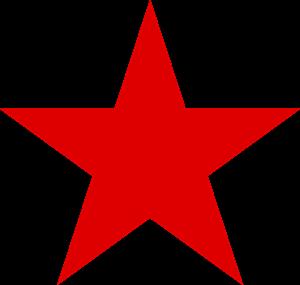 RED STAR Logo Vector (.SVG) Free Download.