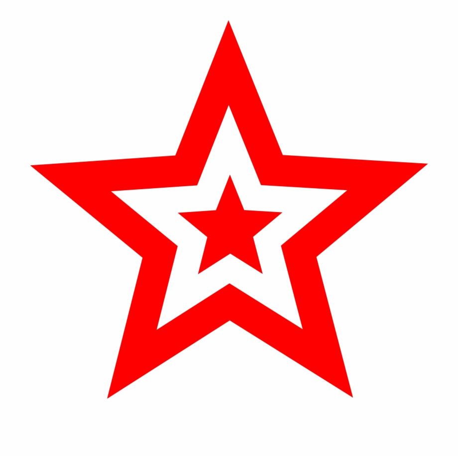 Red Star Png.