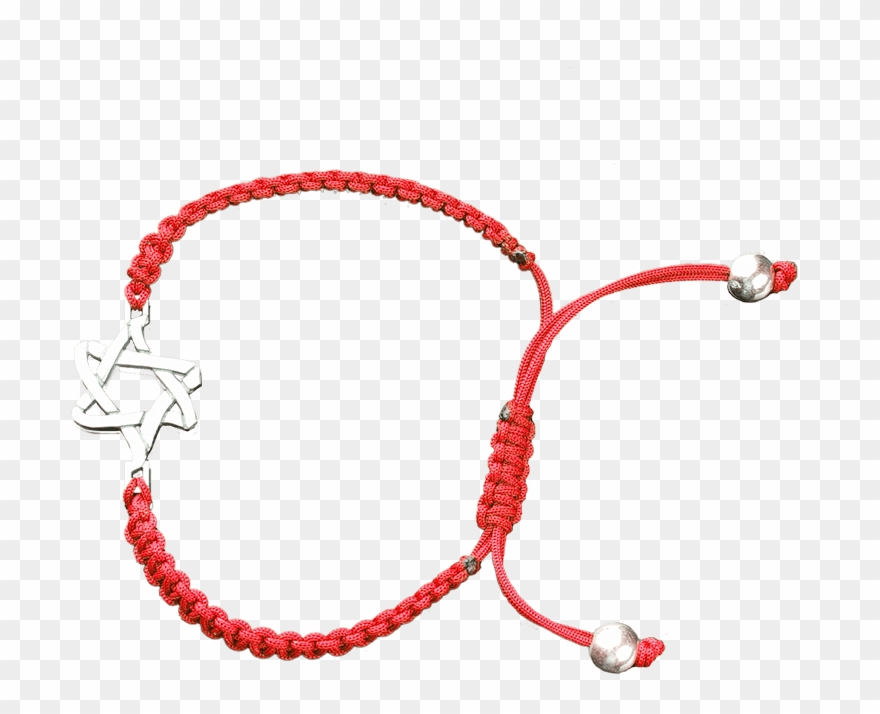 Bracelet Ice And Fire Red Thread.
