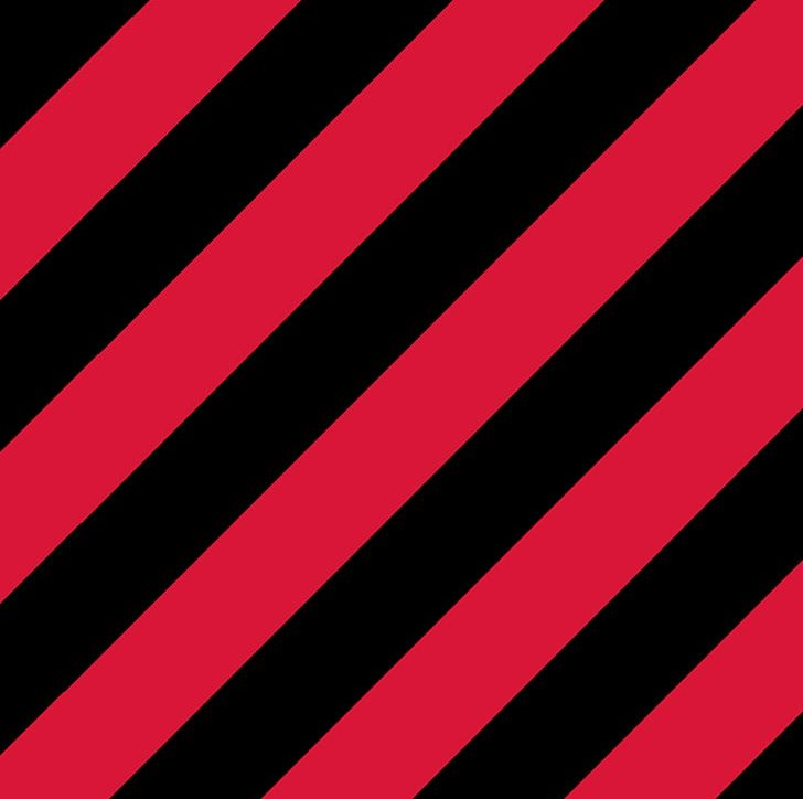 Red Stripe Black PNG, Clipart, Angle, Black, Computer.