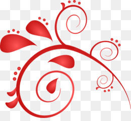 Red Swirl PNG and Red Swirl Transparent Clipart Free Download..