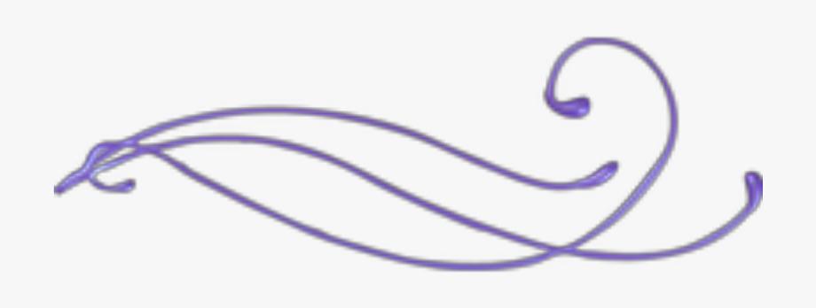 ftestickers #swish #swirl #border #corner #purple.