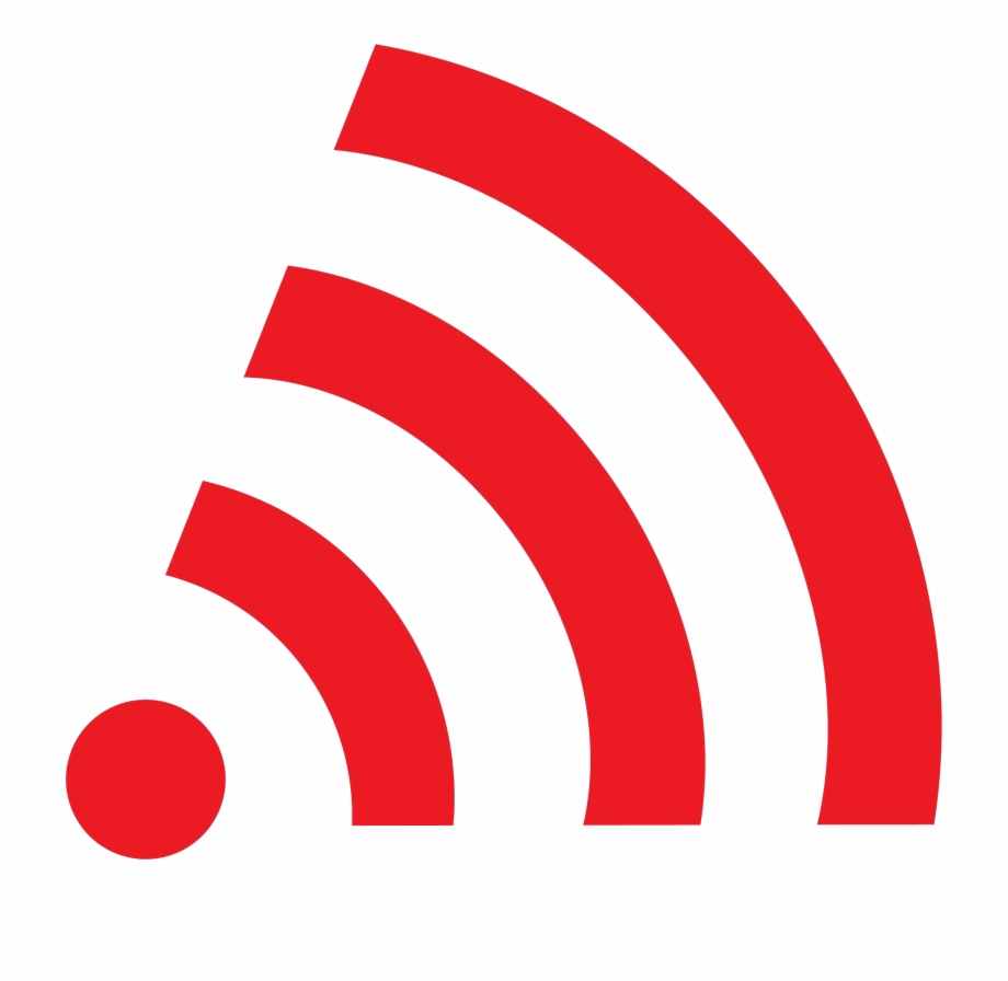 Wifi Icon Red.