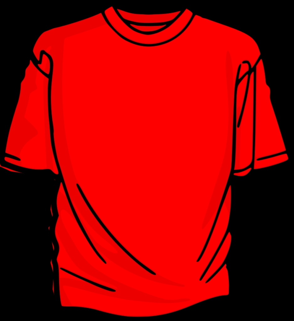 T shirt designs clip art.