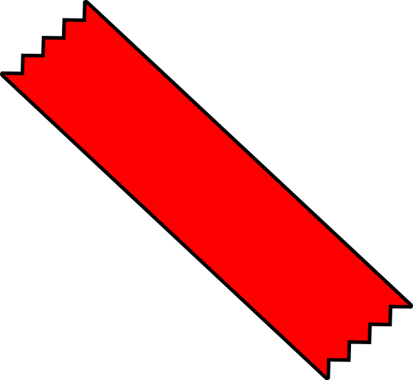 Red Tape Png (+).