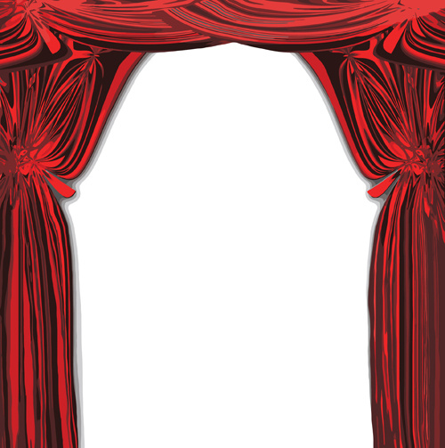 Stage curtain clip art free vector download (210,394 Free vector.