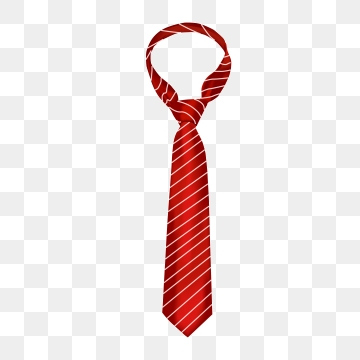 Red Tie PNG Images.