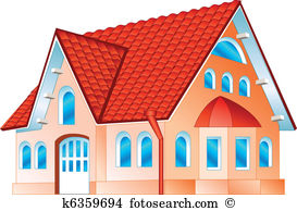 Tile roof Clipart EPS Images. 1,216 tile roof clip art vector.